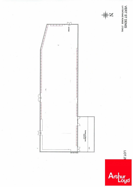 LOCAL COMMERCIAL à Louer à VERT SAINT DENIS-77