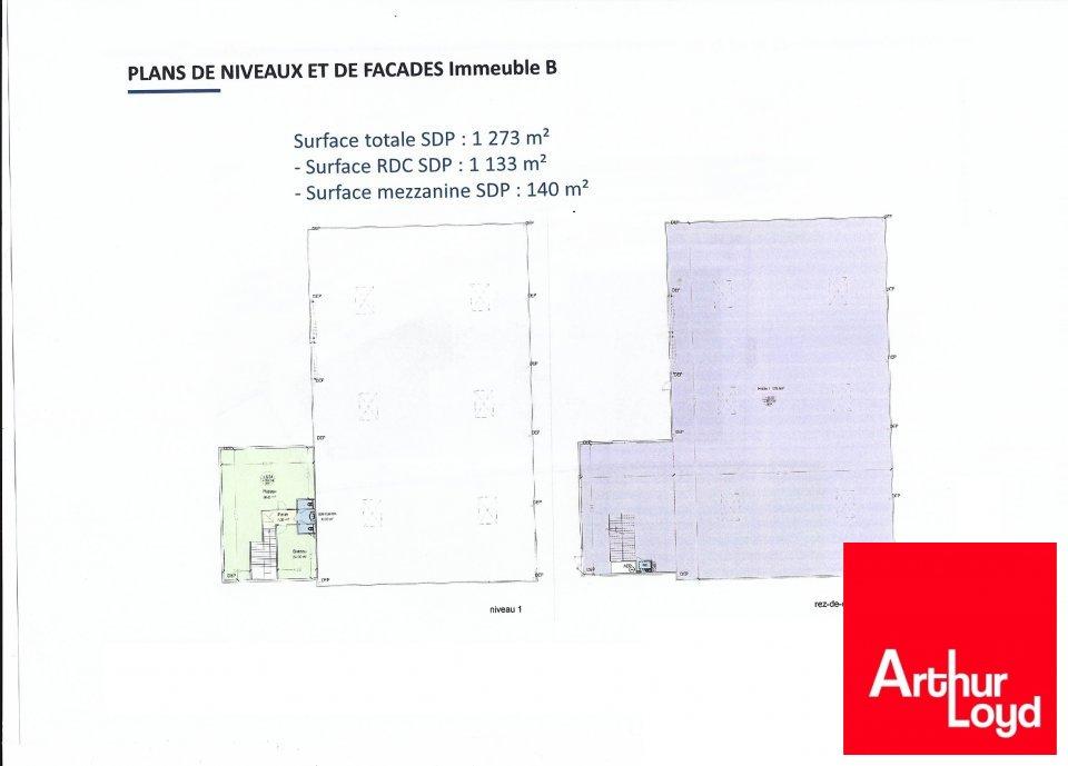 LOCAL D'ACTIVITE - ENTREPOT à Louer à TIGERY-91